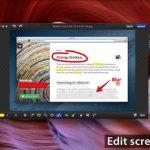 スクリーンショットを編集・共有できるアプリ「Monosnap」