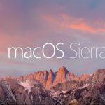【速報】macOS Sierra正式発表!Siriに対応、オートログイン機能などを追加!