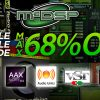 音楽制作定番プラグイン「McDSP」が最大68%OFFの期間限定プライス!