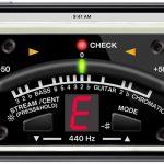 BOSSの定番ペダル・チューナーTU-3がアプリで登場!しかも無料ダウンロード出来ます。
