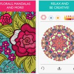 今話題の大人のための塗り絵帳アプリ「Colorfy」