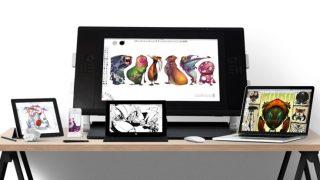Autodeskの無料グラフィック&デザインアプリ「SketchBook」が凄い!