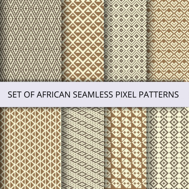 Useful pixel patterns