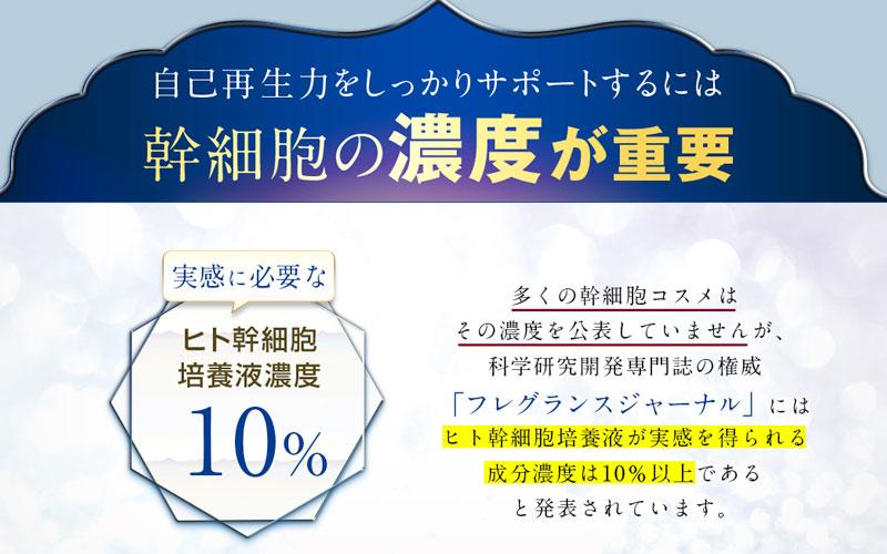 グラステムセル濃度10%