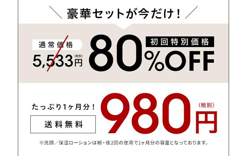 SKIN X(スキンエックス)価格